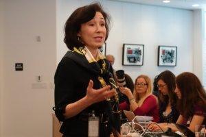 Safra Catz, co-CEO d'Oracle, rejoint l'équipe de Trump