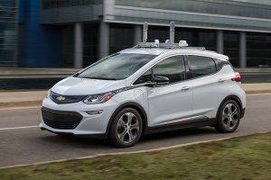 GM prêt à déployer des véhicules autonomes sur les routes du Michigan