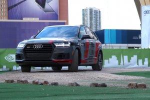 Nvidia et Audi associés pour tester des voitures autonomes