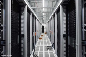 8 500 m² de bureaux chauffés grâce au datacenter d'Air France