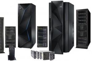 Les ventes de serveurs IBM chutent en EMEA