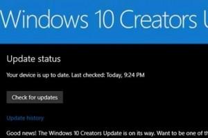 Windows 10 : Dernière ligne droite avant Creators Update