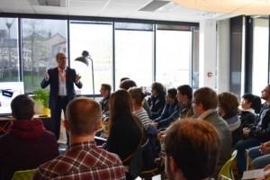 La Normandie web school ouvre ses portes à Rouen