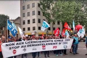 La justice annule le plan social d'IBM France