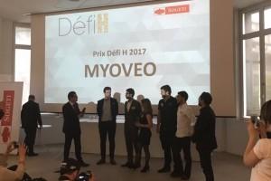 Défi H 2017 : Epiglasses, Kophosight et Myoveo récompensés
