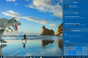 Windows 10 : Edge et Cortana améliorés dans la build 16215