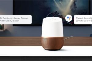 Google Home, un bavard au salon pour 149 euros