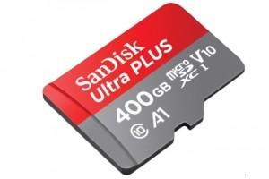 Une microSD 400 Go suffisamment rapide pour exécuter des apps