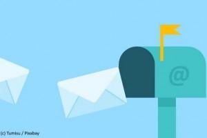 L'email décroit mais reste toujours incontournable