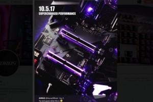 Les puces Intel Core de 8e génération dévoilées le 5 octobre
