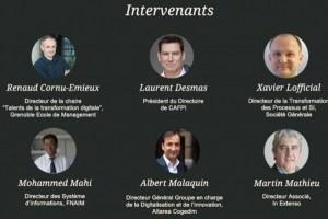 Matinée stratégique Digital Workplace : La FNAIM et Société Générale interviendront