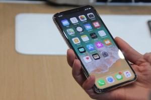 iPhone X: Prise en main et 1ères impressions