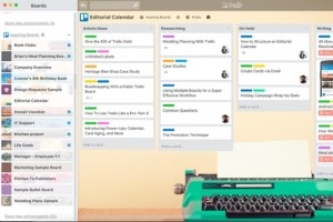 Une app native Trello pour les utilisateurs Windows et Mac