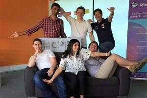 La start-up champenoise Qemotion réussit à lever 500 000 euros