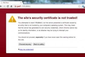 Google va suspendre les certificats Symantec dans Chrome