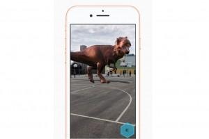 iOS 11 s'ouvre à la réalité augmentée