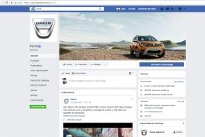 Dacia écoute ses clients sur Facebook pour améliorer son Duster