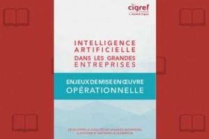 Le Cigref livre sa réflexion sur l'intelligence artificielle