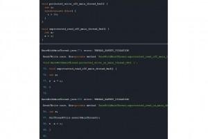 RacerD d�tecte les probl�mes d'interf�rence dans Java