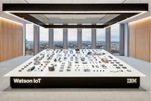 IBM place Watson au coeur de ses offres IoT