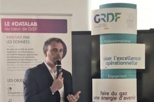 Le DataLab, chaudron de l'innovation CRM de GRDF