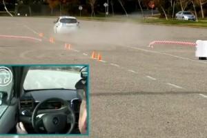 Un système de conduite autonome très nerveux chez Renault