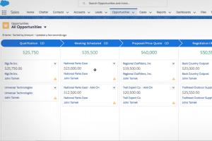 Avec Essentials, Salesforce adapte ses tarifs aux PME-PMI
