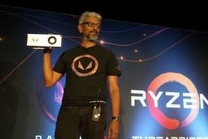 Intel débauche Raja Koduri, chief architect de Radeon chez AMD