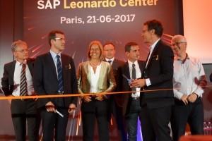 Avec Leonardo, SAP fournit des modèles de machine learning prêts à l'emploi
