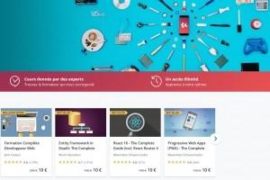 E-learning : Udemy veut étendre ses contenus en français