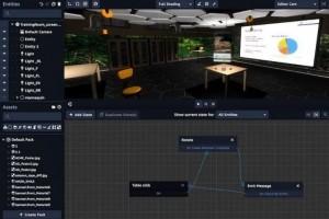 Amazon Sumerian pour créer des apps en réalité virtuelle et augmentée