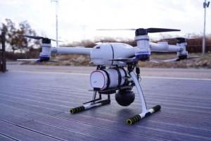 Huawei et LG U+ testent la 5G avec un drone relais