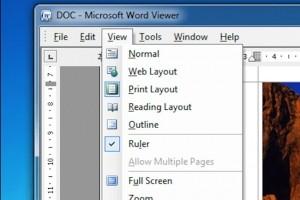 Fin de vie pour les apps de visualisation Office gratuites