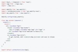 AWS rationalise ses services cloud pour les développeurs JavaScript