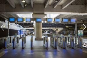 La gare Montparnasse gelée à cause d'un bug informatique