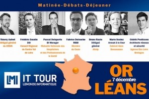 IT Tour Orléans : Plus que 48h pour vous inscrire !