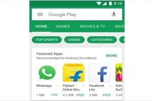 Google livre Android Oreo Go taillé pour les mobiles low cost