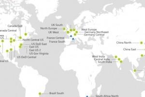 Microsoft ouvre ses services Azure hébergés en France (MAJ)