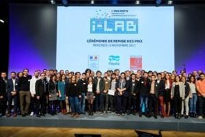 Le 20e concours i-Lab sur les rails