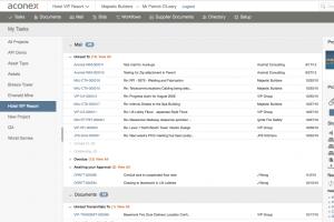 Oracle entend racheter la plateforme cloud Aconex pour 1,2 Md$