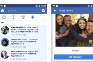 La reconnaissance faciale pour protéger son identité sur Facebook