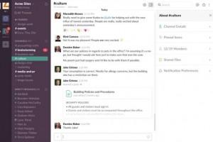 Microsoft cherche à contrer Slack avec Teams