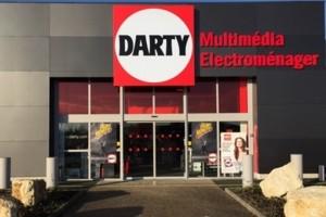 Darty écope d'une amende de 100 000 euros infligée par la CNIL