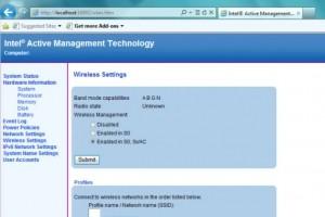 Une faille critique dans Intel AMT expose les PC