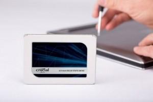 Crucial renouvelle son SSD haut de gamme avec le MX500