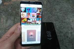 Galaxy A8, honnête smartphone milieu de gamme