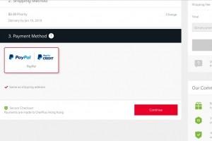 Après des fraudes, OnePlus neutralise les paiements CB sur sa boutique en ligne