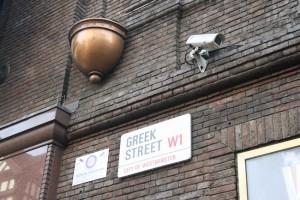 La police de Londres retient Box pour archiver les vid�os des cam�ras de surveillance