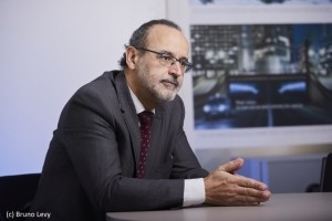 Interview Jean-Claude Laroche, DSI d'Enedis
