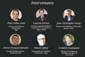 Software Defined Everything: les DSI partagent leur expérience